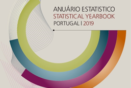 Statistical Yearbook of Portugal: the 2020 edition is already available - 2019
